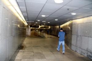 Macau Subway underground