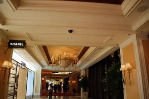 Wynn hallway Macau China