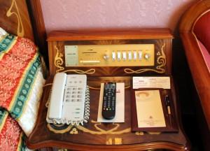 old school radio light controls