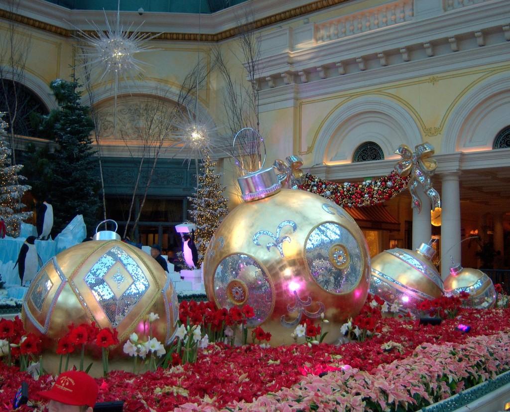 Las Vegas Pretty Bellagio Conservatory Pictures I Put