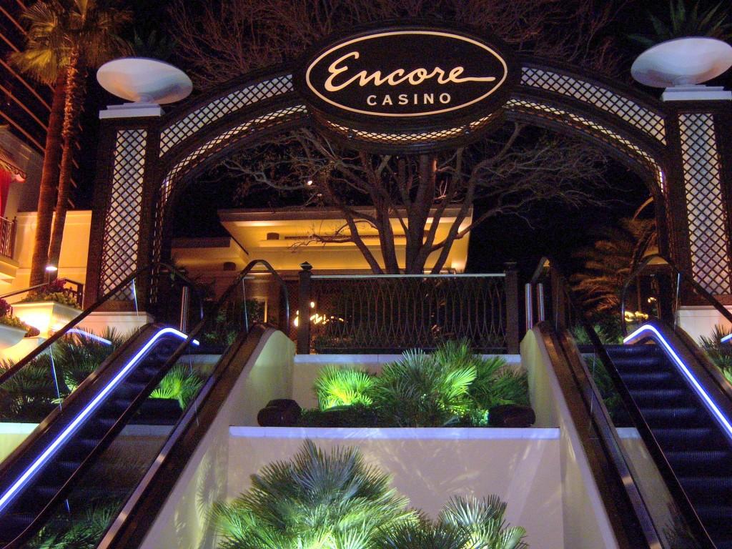 Encore Las Vegas entrance