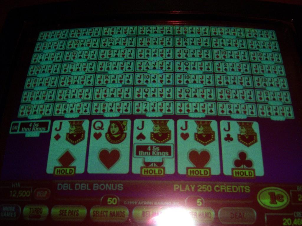 dealt 50 play jacks