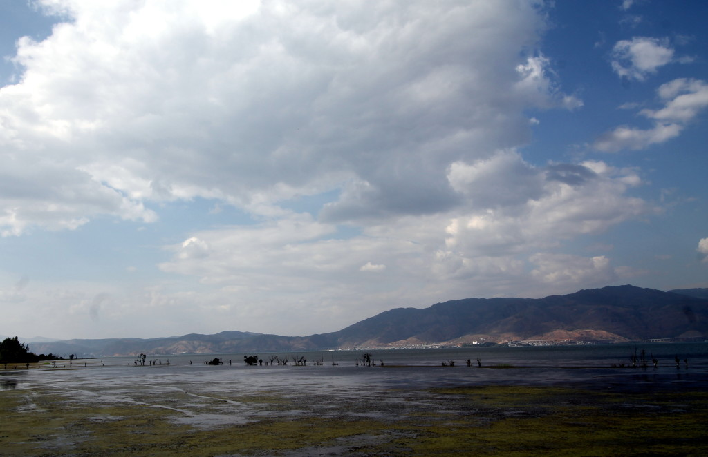 erhai lake dali