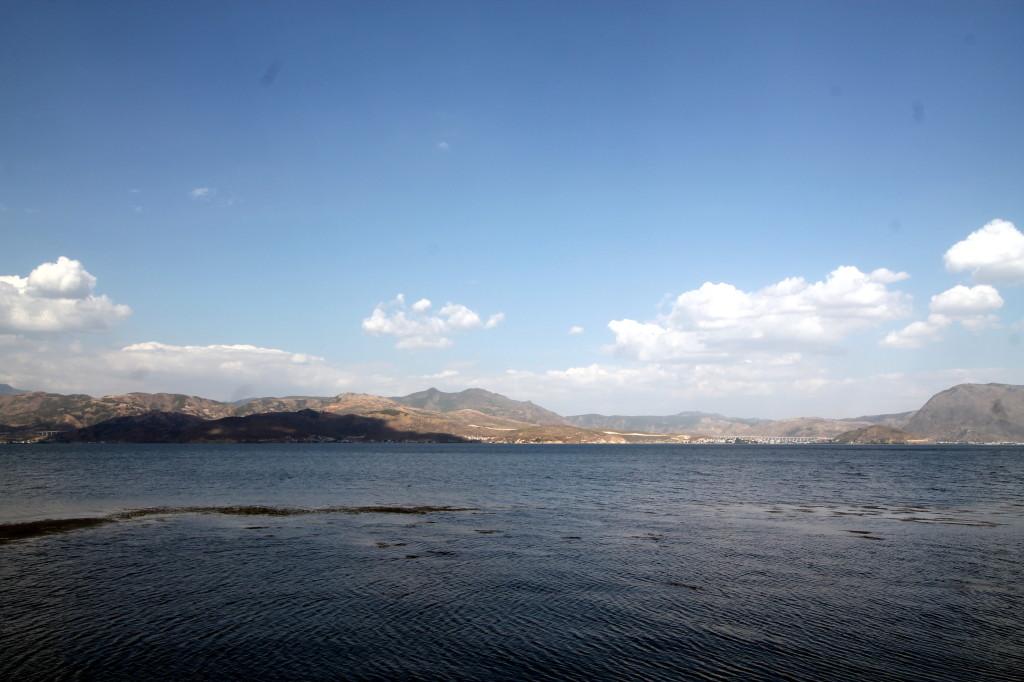 erhai lake dali china