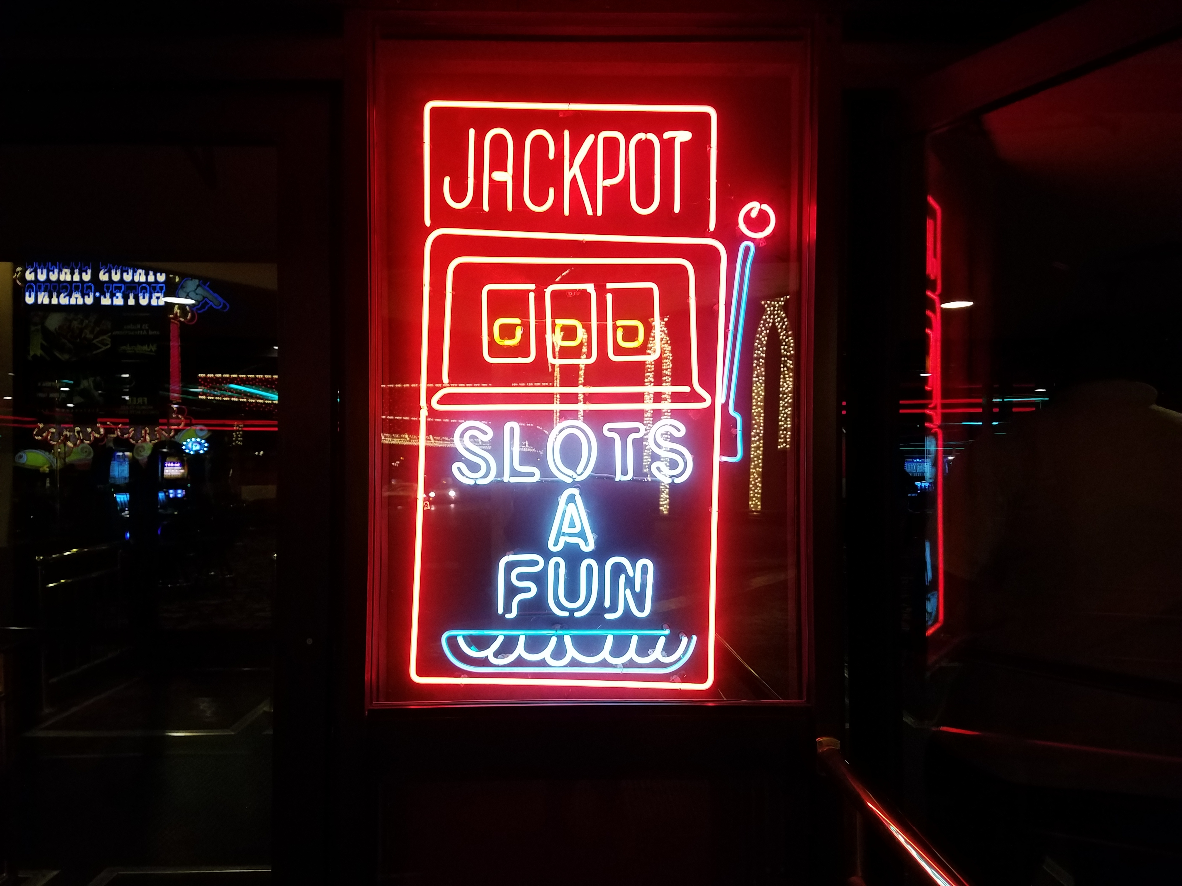 Slots A Fun - Circus Circus Hotel & Resort