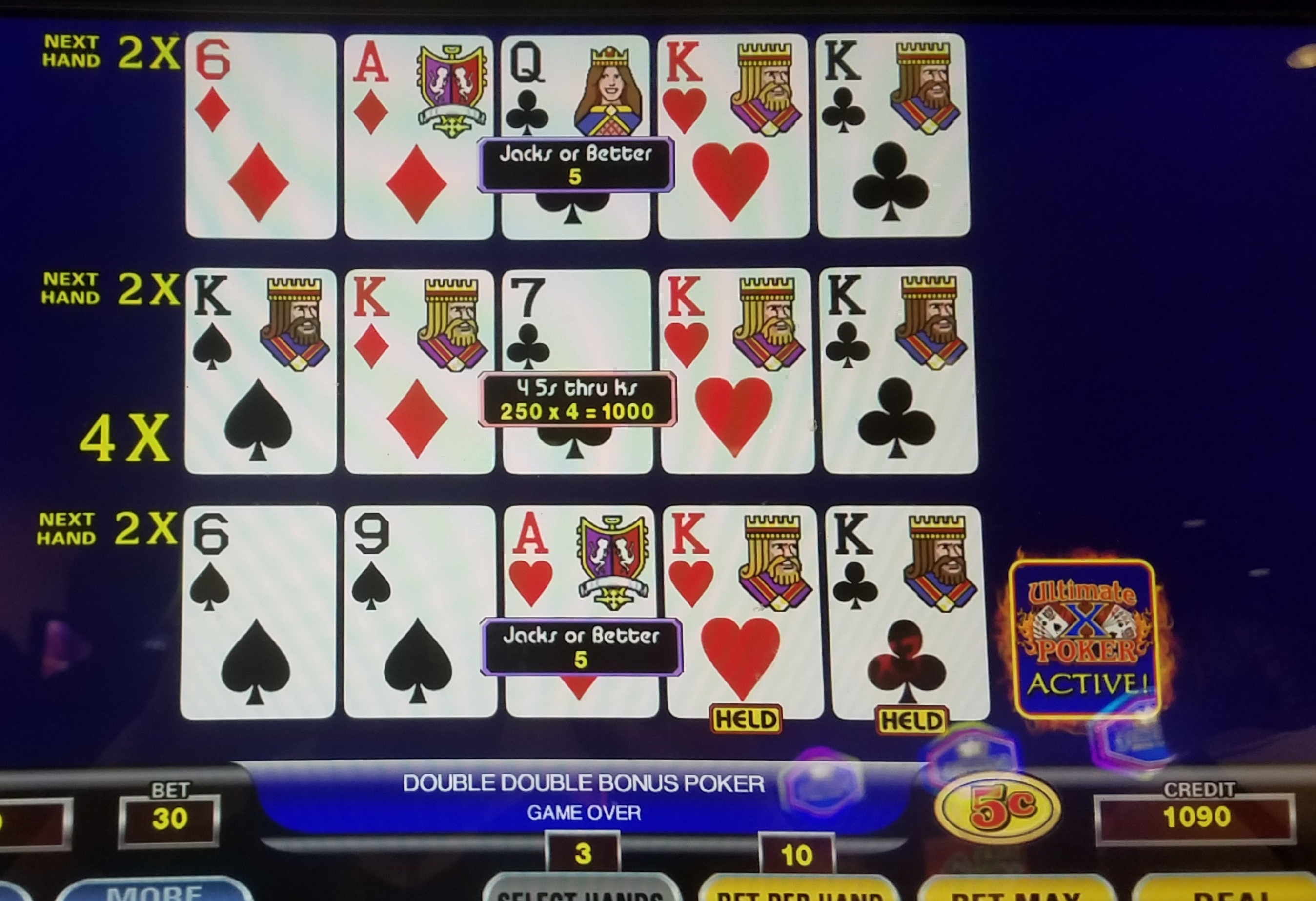 Atlantic city video poker pay tables ted lawson poker